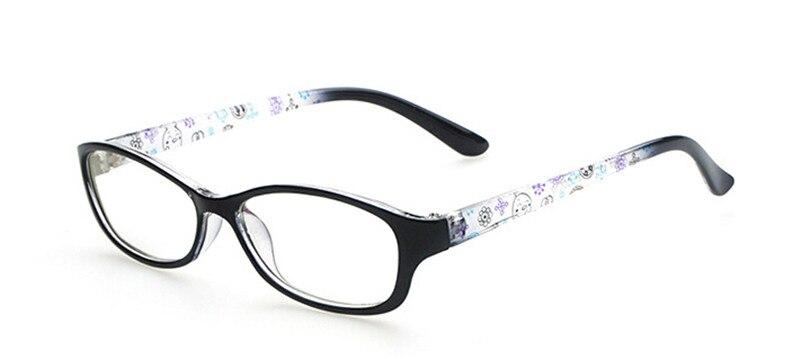 Новая модная детская одежда для мальчиков и девочек полный обод оправы для очков близорукость Rx ребенка детские очки Фирменная Новинка - Цвет оправы: Black Transparent