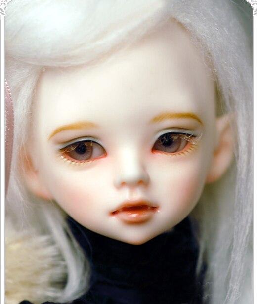 HeHeBJD 1 4 doll girl Benetia free eyes free shipping toy hot sale fashion dolls