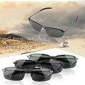 Homens HD Bom Óculos Polarizados Esportes Ao Ar Livre Óculos de Condução Óculos De Sol De Alumínio E Magnésio Frame Da Liga de Óculos Acessórios