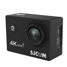 цена на Original SJCAM SJ4000 AIR 4k WIFI Action Camera 1080P Full HD 4K 30fps WiFi Sport DV Mini camcorder pro 4k cam