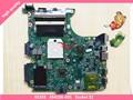 494106-001 497613-001 placa madre del ordenador portátil apto para hp compaq 6535 s notebook pc placa base, 100% de trabajo