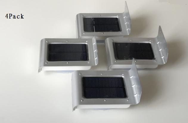 16 Led Solar Licht Im Freien Wasserdichte Energie Wand Sparende Licht,  Motion Sensor Led