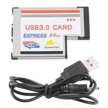 54 мм экспресс карты Expresscard до 2 разъём(ов) USB 3.0 для ноутбуков NEC чип