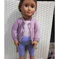 "18 inch American Girl Doll Clothes Suit Fits for 18"" American Girl Dolls For Baby Girl Gift  AG432"