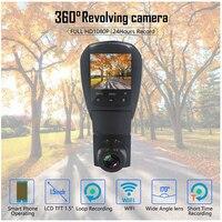 2018 new 360 degree Recorder HD Car Dash Camera WiFi Connection Cam