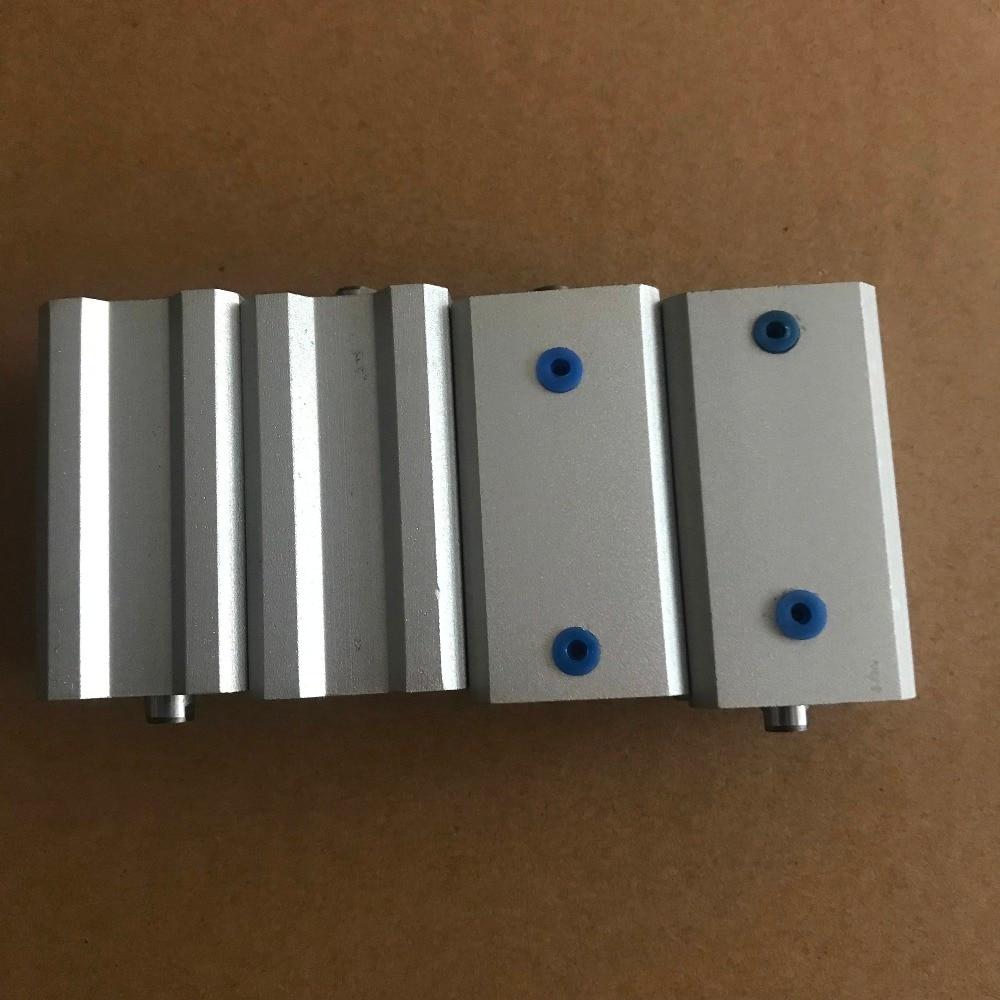 bore 63mm x45mm stroke compact CQ2B Series Compact Aluminum Alloy Pneumatic Cylinder