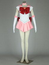 Sailor Moon anime cosplay Sailor Chibi Moon cosplay mujer de halloween trajes