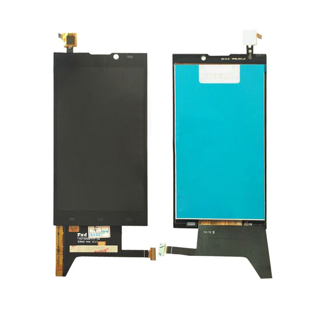 For Archos 50 Platinum LCD Display Touch Screen Digitizer Sensor Assembly Smart Mobile Phone Accessories