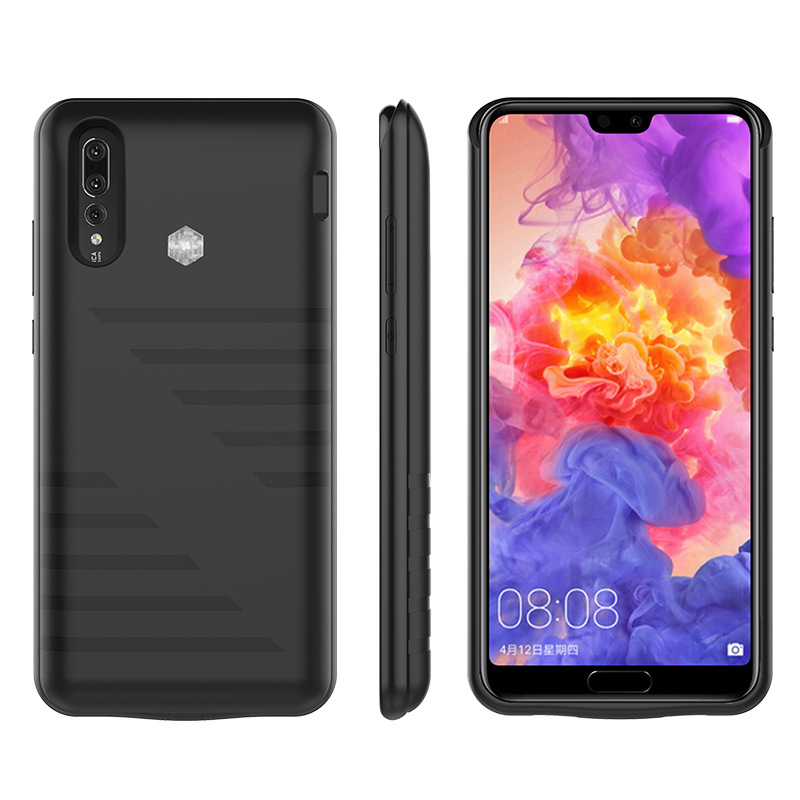 8200mAh External <font><b>Battery</b></font> Charger <font><b>Case</b></font> Cover For <font><b>Huawei</b></font> <font><b>P20</b></font> Pro 6800mAh Power Bank Phone Charge <font><b>Case</b></font> For <font><b>Huawei</b></font> <font><b>P20</b></font> <font><b>Battery</b></font> <font><b>case</b></font> image