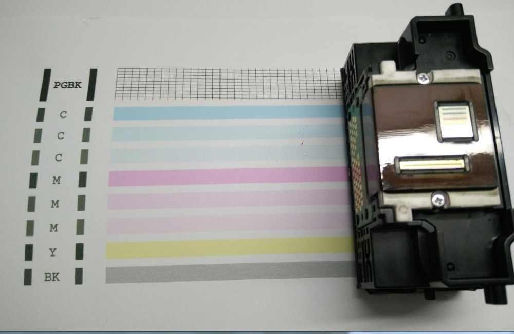 100% Diuji QY6-0073 Printhead Print Head untuk Canon IP3600 IP3680 MP540 MP560 MP568 MP620 MX860 MX868 MX870 MX878 MG5140 MG5180