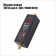 Surecom SW33 Mark II VHF/UHF 100 Вт мощность и s.w.r. Метр