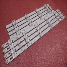 Barras de tiras LED para retroiluminación, para LG 39LN540V 39LN570V 39LA620V HC390DUN POLA2.0 39 A B