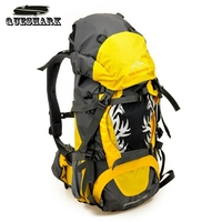 50L Outdoor Camping Hiking Backpack Nylon Men Women Climbing Sports Backpack Multifunction Travel Bags