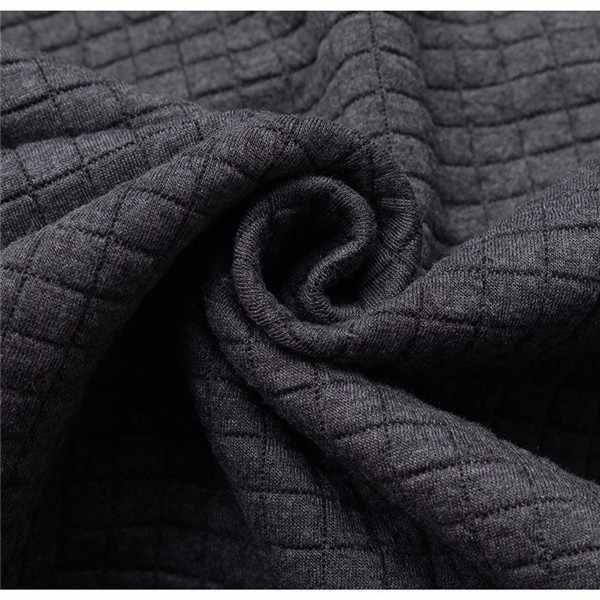Sudaderas con capucha de calidad 2019 para hombre, Sudadera con capucha sólida de manga larga para hombre, Sudadera con capucha, chándal, sudadera, ropa deportiva informal S-5XL