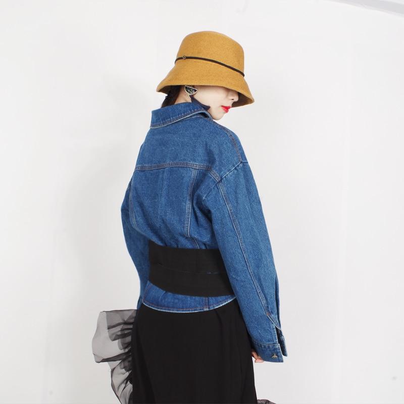 New Fashion Style Black Ruffles Split Joint Organza Stitch Irregular Dress Fashion Nova Clothing