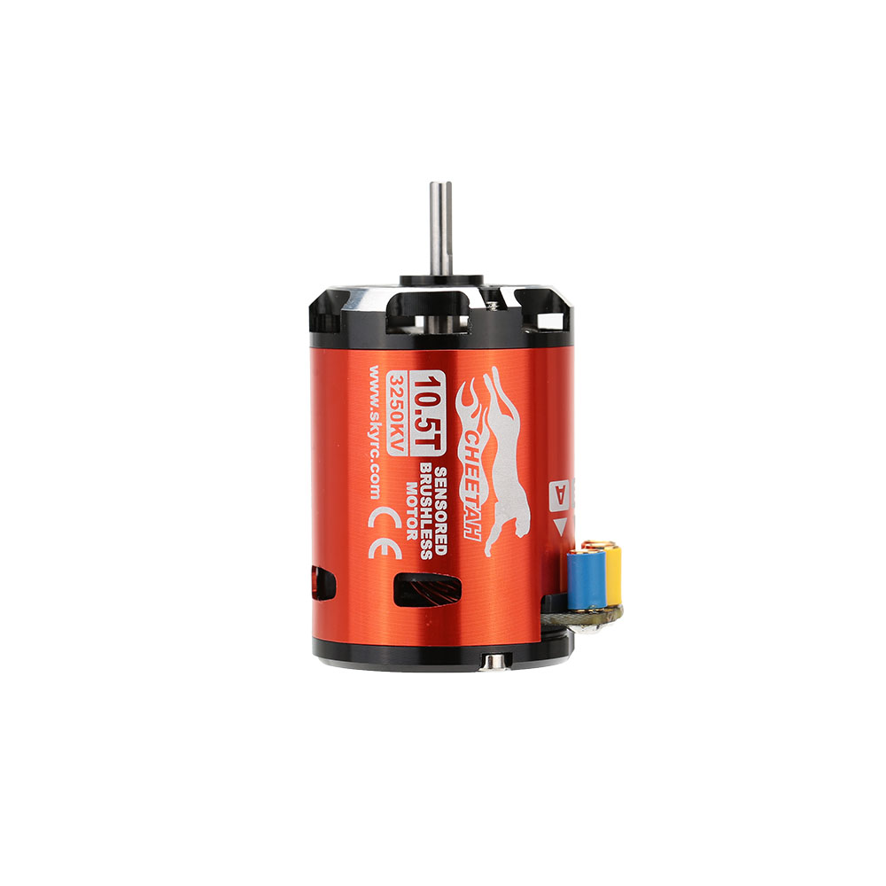 3250kv 10 5t 2p sensored brushless motor cs60 60a for 10 5 t brushless motor