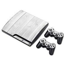 Vinil Protetora Da Pele Do Decalque Adesivo Cobrir para PS3 slim