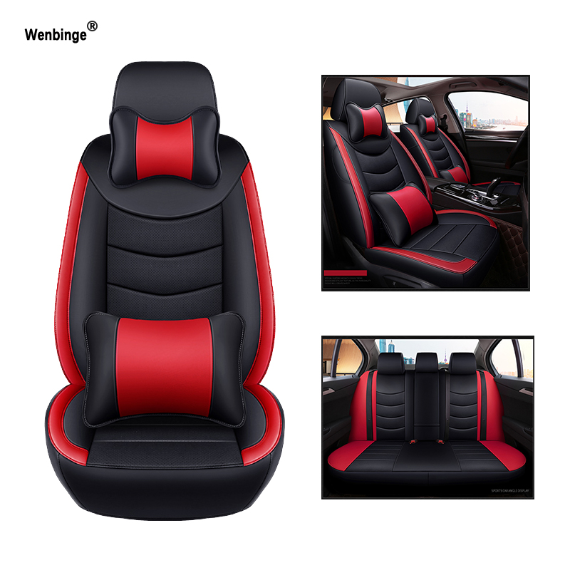 Aliexpress.com : Buy Wenbinge Cowhide Leather Car Seat
