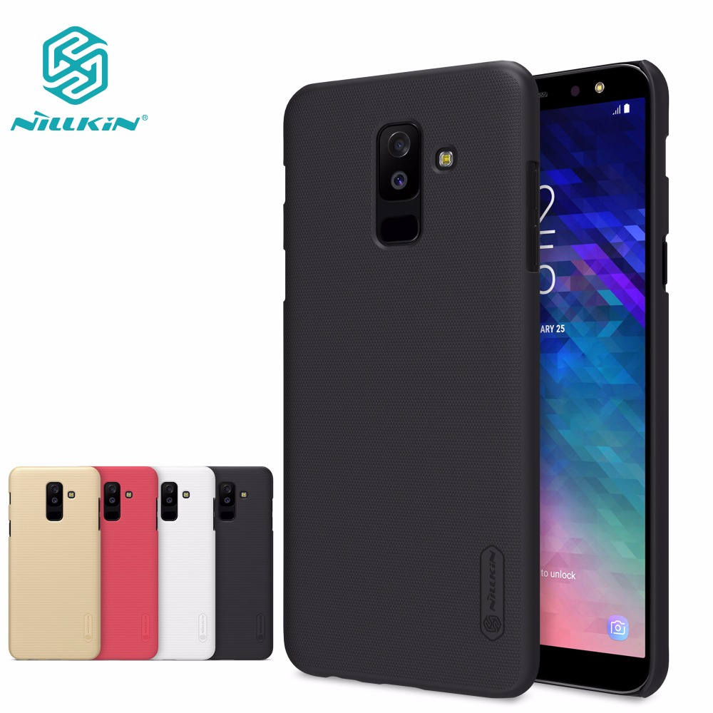 A6 Plus 2018 Case Mercury Goospery I Jelly Tpu Mobile Phone Shell Samsung Galaxy S8 Soft Feeling Black For Sam Nillkin Super Frosted Shield Hard