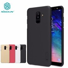 Case for Samsung Galaxy A6 2018 /SAM A6 Plus 2018 NILLKIN Super Frosted Shield hard back cover case