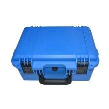 SQ3321L IP67 жесткий водонепроницаемый пластмассовый ящик для хранения вещей и для хранения оборудовании сумка для оружия с пеной