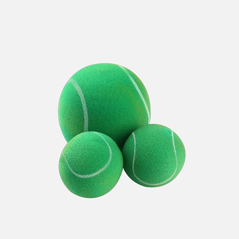 ✅Esponja pelota de esponja tenis trucos de magia una bola grande y ...