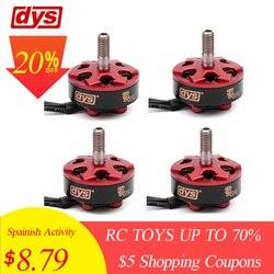DYS Samguk Series Shu 2306 2250KV 2500KV 2800KV 3-4S Brushless Motor for RC Models Multicopter Spare Part Accs VS Emax