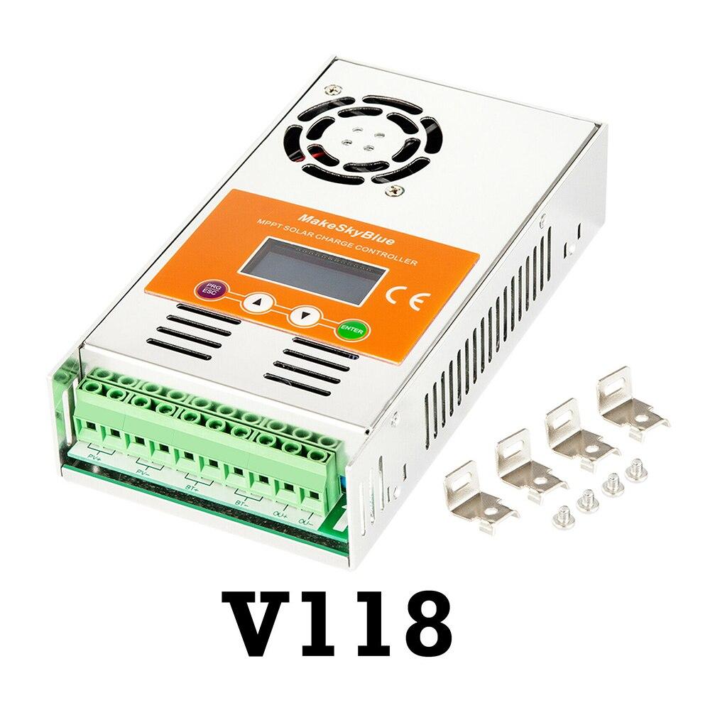 30A MPPT Solar Charge Controller Regulator for 12V//24V//36V//48VDC system with LCD