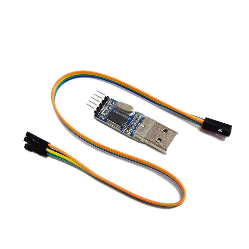 New Upgrade PL2303HX USB To RS232 TTL Chip Converter Adapter Module support WIN7 with 4Pins Cable