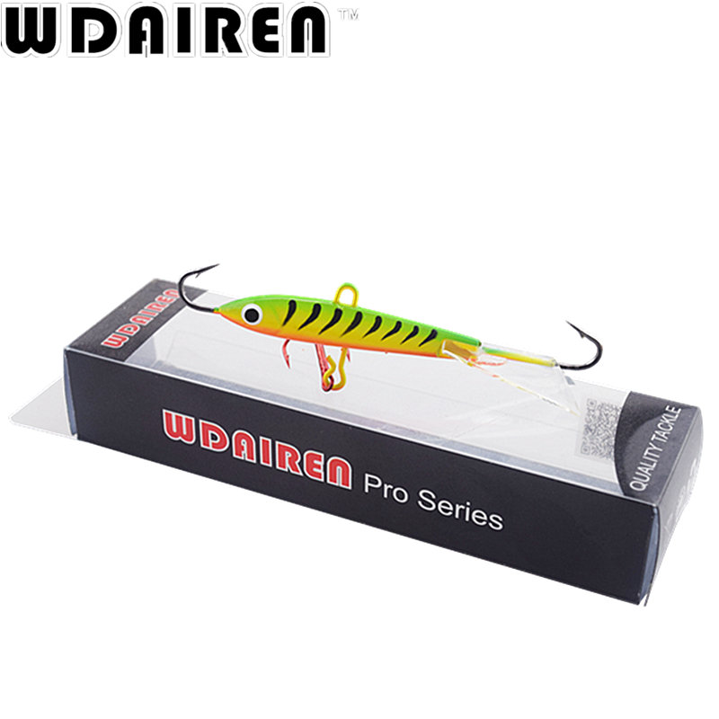 1Pcs 8.3cm 18g Jigging Fishing Lure winter Ice Jig Fishing Hard Bait Minnow Pesca Tackle Isca Artificial Bait Crankbait Swimbait fishing lure minnow lures hard bait pesca fishing tackle isca artificial 11cm 13g quality hook swimbait