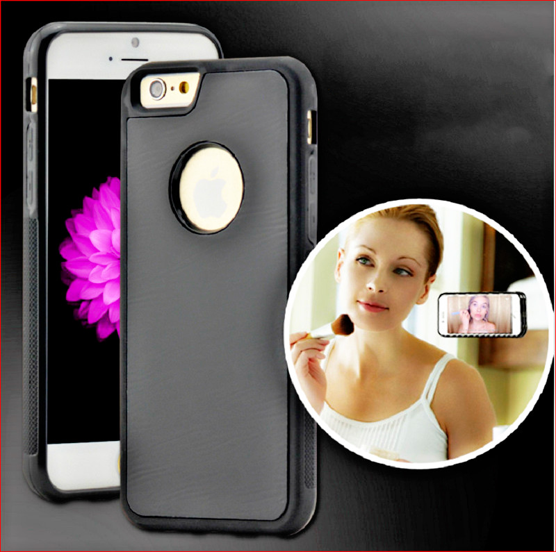 Iphone 6 6s 7 Plus 5s üçün yeni anti-cazibə telefon qutuları - Cib telefonu aksesuarları və hissələri - Fotoqrafiya 2