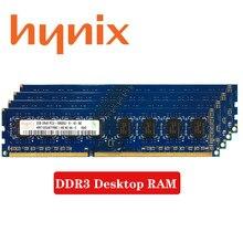 Hynix Chipset pc de bureau 2 GO 4 GB 8 GB PC2 PC3 DDR2 DDR3 800 Mhz 1066 Mhz 1333 Mhz 1600 Mhz DIMM module mémoire 1333 1600 800 mhz RAM
