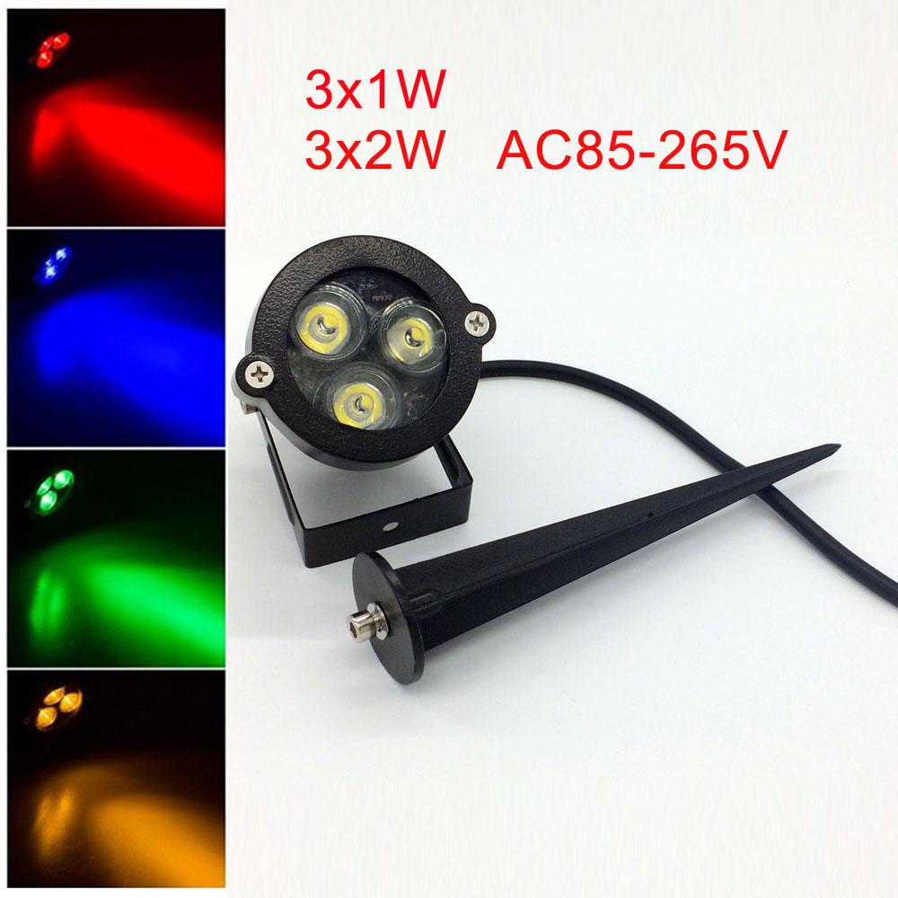 Lâmpadas do Gramado spike dispositivos elétricos da lâmpada Características : Garden Lighting