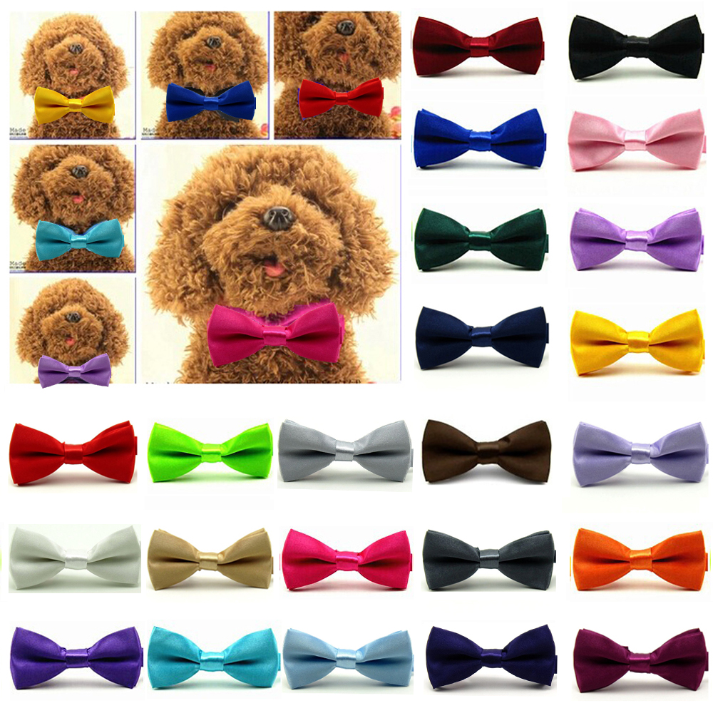 Stylish Adorable Cat Dog Pet Puppy Kitten Toy Bow Tie Necktie Collar Clothes HOT YYTIE0026
