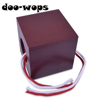 Dean Box (Dean Dill) verknüpfung Seile und Ring Box Zaubertricks Link Magia Zauberer Bühnen Close Up Illusions Gimmick Prop Mentalismus