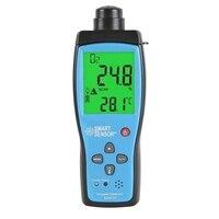 Профессиональный цифровой Ручной точность кислорода детекторы O2 метр монитор газ анализатор O2 Тестер Smart Сенсор AR8100