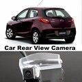 Câmera do carro para Mazda Mazda2 M2 Demio DE 2007 ~ 2014 DE alta qualidade vista traseira câmera para Top DE amigos | CCD com RCA