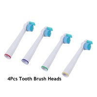 4Pcs Replace Tooth Brush Heads Soft For Philips Electric Toothbrush Head HX2012 Oral Hygiene Health Products Removes Plaque