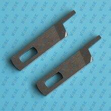 KNIFE Carbide Upper Blade Singer 14CG744 14CG754 14SH654 14SH644 14SH744 14SH754 #412585 (2PC)