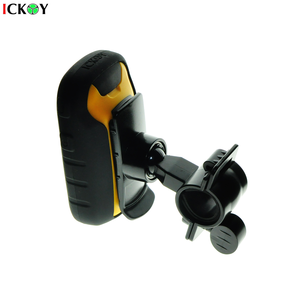 Motorcycle Bike Rotary/Suction Cup Mount Bracket Holder+Silicone Protect Case For GPS Garmin For ETrex 10 20 30 10x 20x 30x 22x