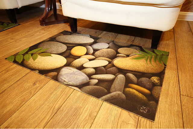 Free Shipping 3D Printed Rugs Door Mats Home Indoor Hallway ...