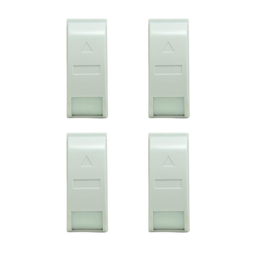 bilder für (4 Stücke) Mini Vorhang PIR detektor sicherheitssystem sensor Paradox PA-461 verdrahtete Bewegungssensor Home Infrarot Alarm diebstahl