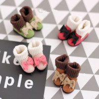 [Girls college boots] Blyth doll shoes suitable for Blyth Licca AZONE Momoko JerryB doll shoes accessories for dolls