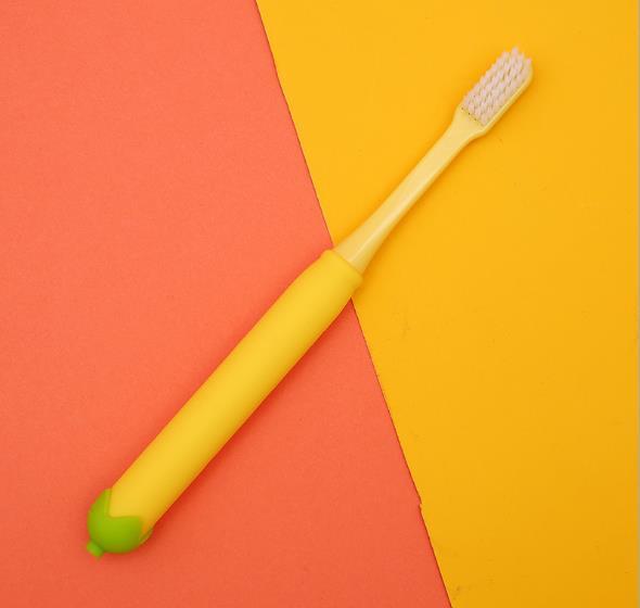4 peças crianças escova de dentes escova