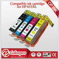 For HP655 HP655XL compatible ink cartridge for HP Deskjet Ink Advantage 3525 4615 4625 5525 6525 for HP 655XL