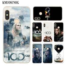 Transparent Soft Silicone Phone Case TV Show The 100 Hundred for Xiaomi A1 A2 8 F1 Redmi S2 Note 4X 5 6 5A 6A Pro Lite Plus(China)