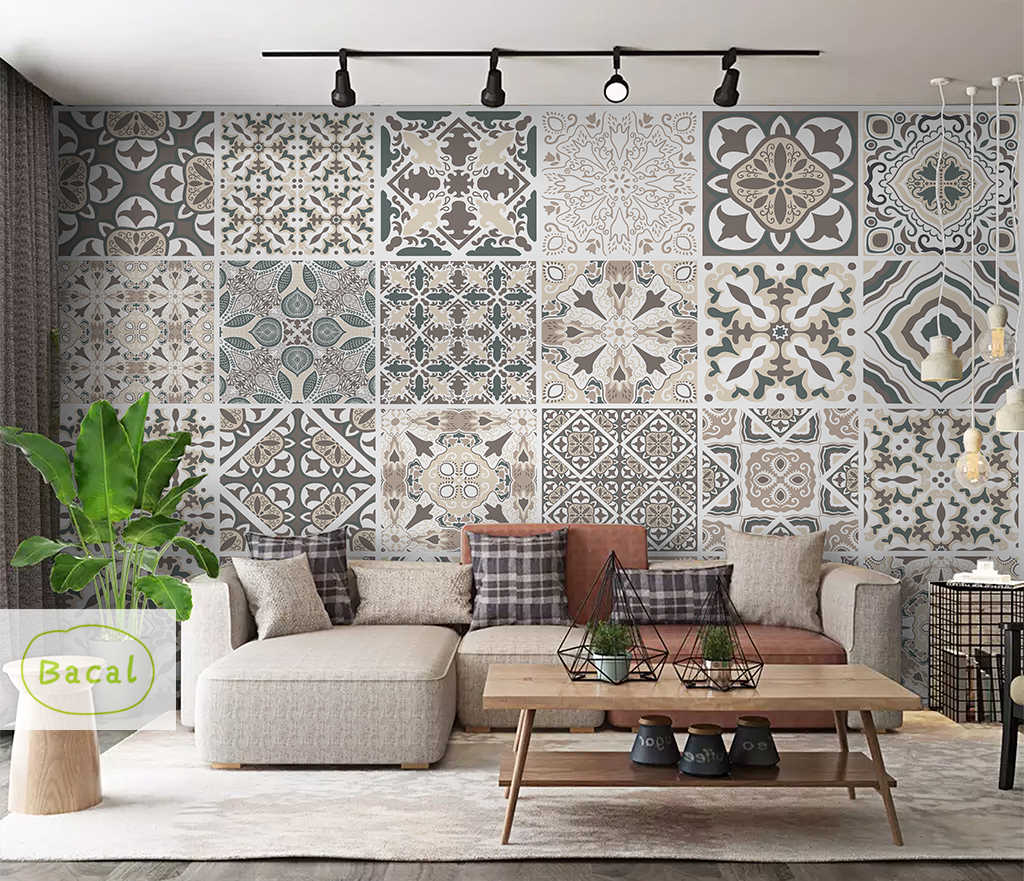 Bacal Custom European Style Wallpaper 3d Bedroom Wall Covering
