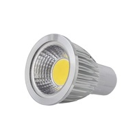 20% off Super Bright GU10 Bulbs Light Dimmable Led Warm/White 85-265V 5W 7W 9W LED GU10 COB LED lamp light GU 10 led Spotlight