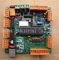 Лучший! новый 4 Ось USB ЧПУ контроллер CNCUSB USBCNC 2.1 Альтернативная MACH3 Breakout Совета Бесплатная Доставка