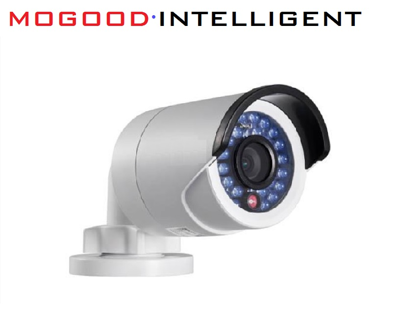 HIKVISION Multi-language Version DS-2CD2045-I H.265 4MP IP POE Mini Bullet Camera Support  IR 30M  IP66 Outdoor Waterproof hikvision multi language version ds 2cd3t35 i3 h 265 3mp poe ip bullet camera support onvif ir 30m waterproof
